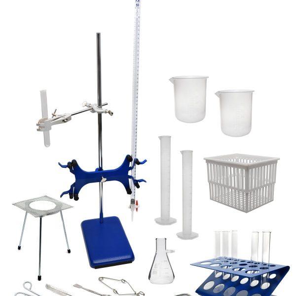 Metalni laboratorijski pribor